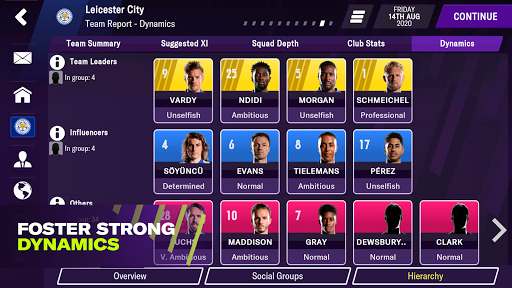 Football Manager 2021 Mobile  screenshots 4