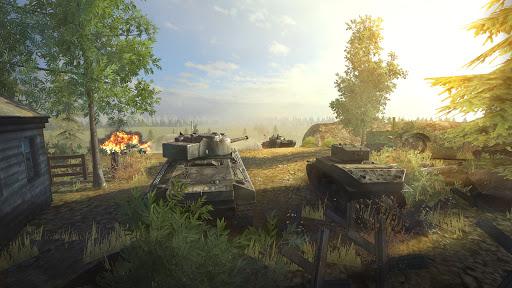 Grand Tanks: Free Second World War of Tank Games screenshots 16