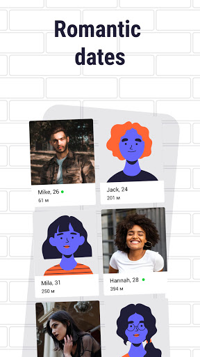 2Steps: Dating App & Chat apktram screenshots 5