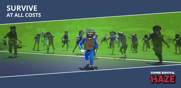 Zombie Survival: HAZE (alpha) MOD APK 0.13.124 (Paid Unlocked, No Ads) 5