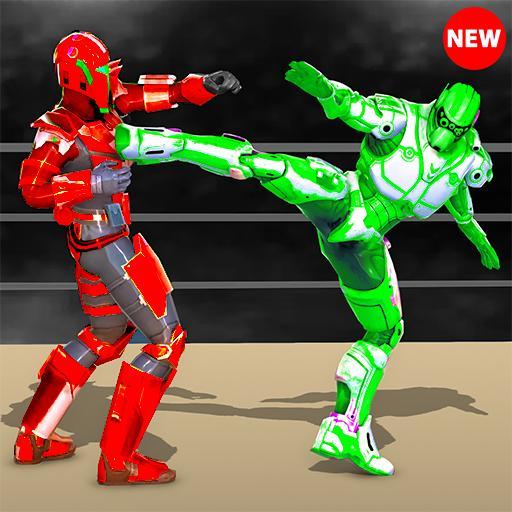 Trò chơi chiến đấu robot thực sự