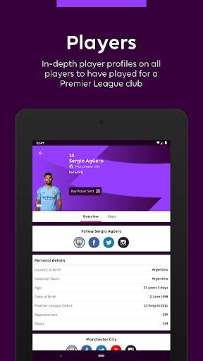 Premier League - Official App 2.4.2.2166 Screenshots 11