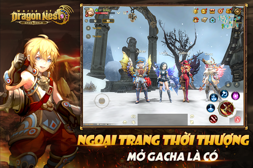 World of Dragon Nest - Funtap screenshots 5