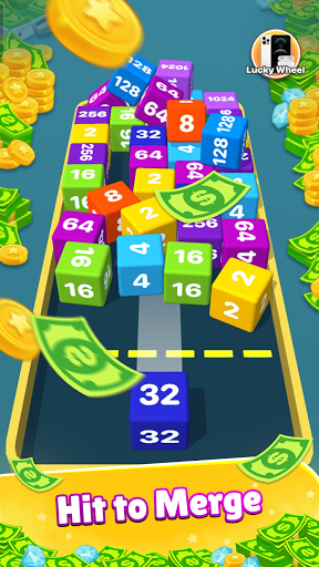 Chain Cube 3D: Drop The Number 2048 1.0.3 screenshots 5