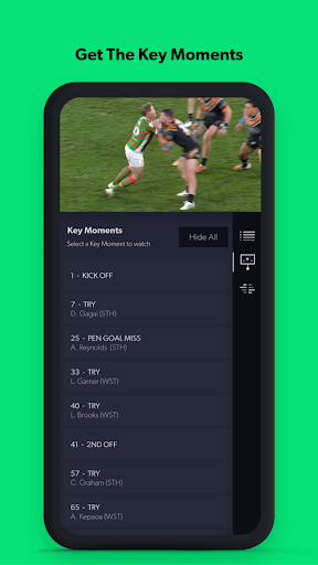 Kayo Sports - for Android TV  Paidproapk.com 5