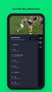 Kayo Sports - for Android TV screenshots 5