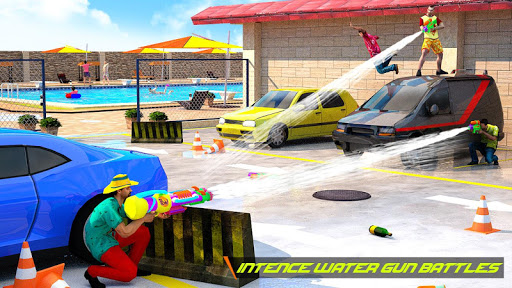 Pool Party Gunner FPS u2013 New Shooting Game 2018 screenshots 10