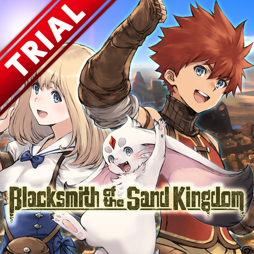 RPG Blacksmith of the Sand Kingdom - Trial