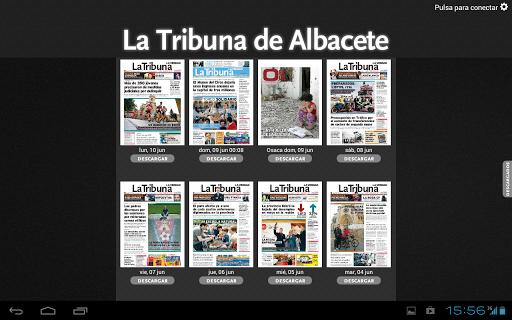 La Tribuna de Albacete 2.6 screenshots 4