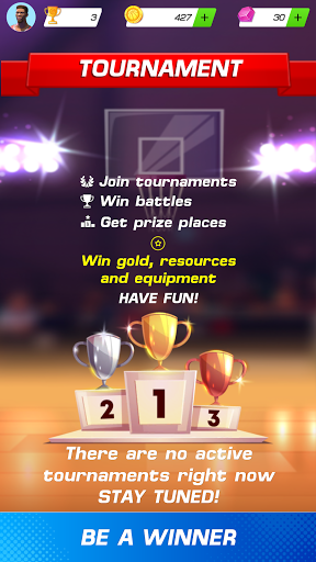 Basketball Clash: Slam Dunk Battle 2K'20 1.2.2 screenshots 9