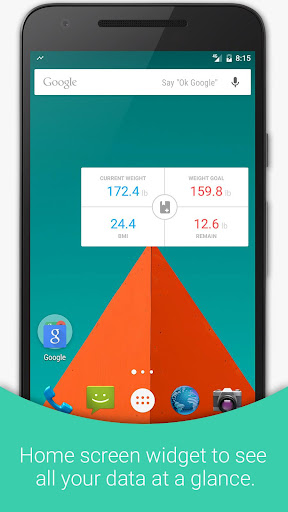 BMI and Weight Tracker 3.8.5 Screenshots 7