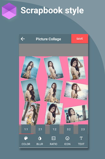Photo Frame Collage 1.1.5 Screenshots 3