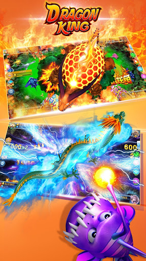 Dragon King Fishing Online-Arcade  Fish Games apklade screenshots 2