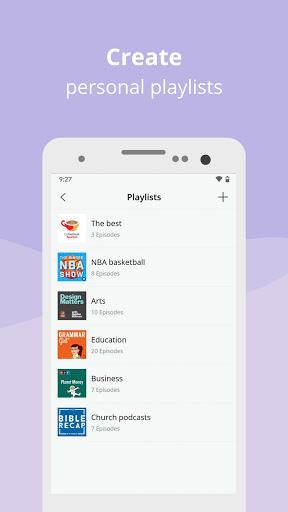 Podcast App & Podcast Player - Podbean 8.3.2 Screenshots 6