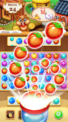 Farm Harvest 3- Match 3 Game 3.8.3 screenshots 19