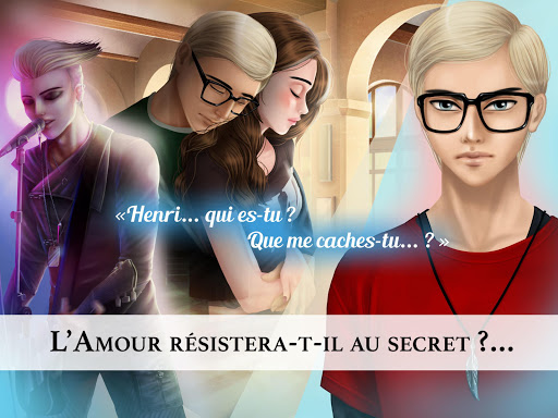 Code Triche Le Secret d'Henri - Visual Novel français (Astuce) APK MOD screenshots 2