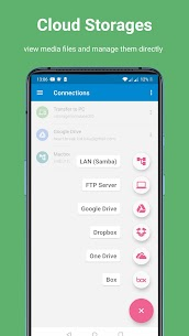 Free File Manager TV USB OTG cast Cloud WiFi Explorer Apk Download 2021 3