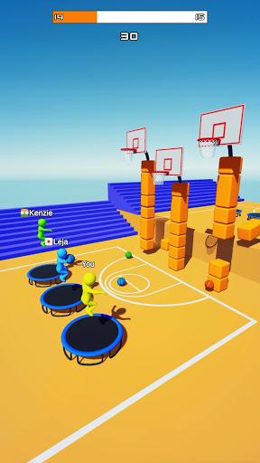 Jump Dunk 3D 1.5 screenshots 2