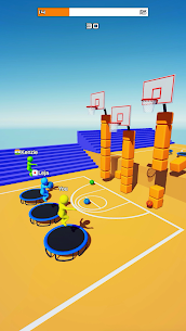 Jump Dunk 3D For Android (MOD, Unlimited Money) 2