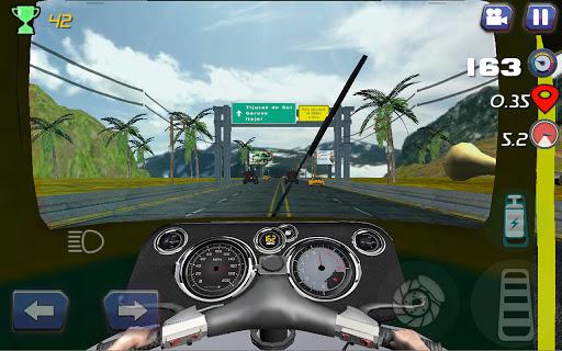 Tuk Tuk Rickshaw Road Race VR - auto rickshaw  screenshots 9
