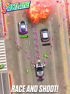 Fastlane: Road to Revenge Screenshot