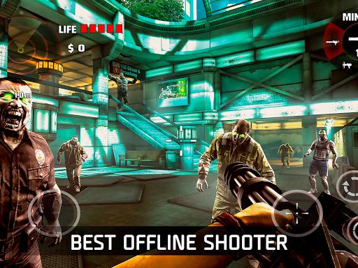 DEAD TRIGGER - Offline Zombie Shooter 2.0.1 Screenshots 8