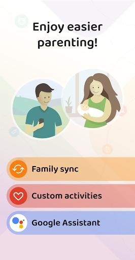 Baby Daybook - Breastfeeding & Sleeping Tracker android2mod screenshots 1