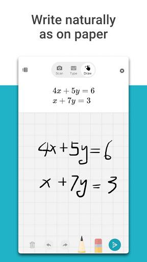 Microsoft Math Solver 1.0.121 screenshots 2