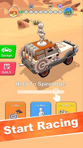 Car Rush: Fighting & Racing 1.0.2 screenshots 1