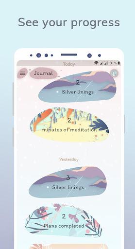MoodSpace - Stress, anxiety, & low mood self-help 5.2.0 Screenshots 6