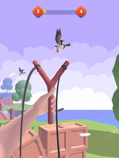 Sling Birds 3D screenshots 11