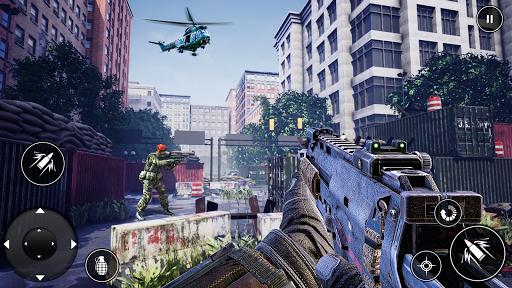 new action games  : fps shooting games 3.7 screenshots 9