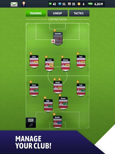 BeSoccer Football Manager  screenshots 5