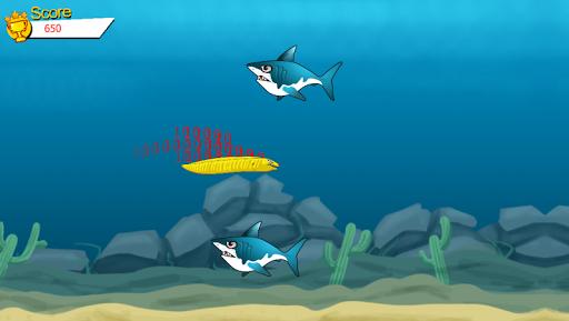 moray eel shark attack screenshot 3