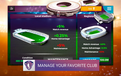 Women's Soccer Manager (WSM) - Football Management  screenshots 6