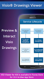 VSD Viewer for Visio Drawings Patched APK 1