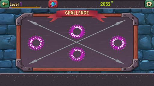 orcs vs blades : smash monsters screenshot 2
