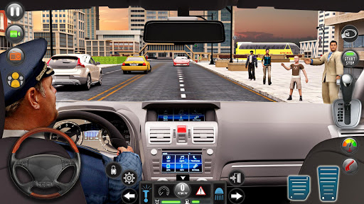 New Taxi Simulator u2013 3D Car Simulator Games 2020 33 Screenshots 4