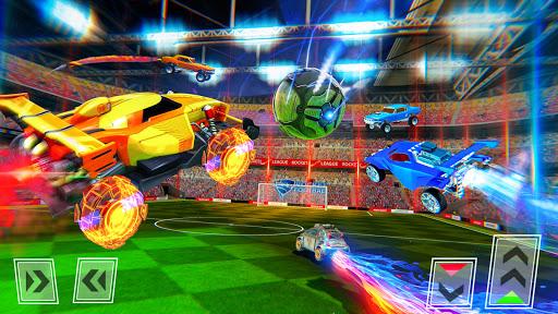 Rocket Car Football Soccer League Champion 1.5 screenshots 3