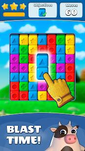Farm Blocks: Match & Blast Cubes Puzzle Game 2020