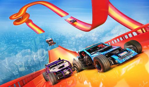 Buggy Car Ramp Stunts Racing: Car Stunt Games 2020  screenshots 12
