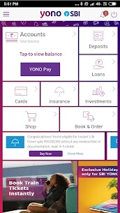 YONO SBI: The Mobile Banking and Lifestyle App! 3