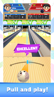 Bowling Strike 3D Bowling Game Screenshot