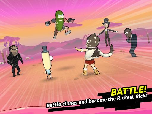 Rick and Morty: Clone Rumble 1.3 Screenshots 6