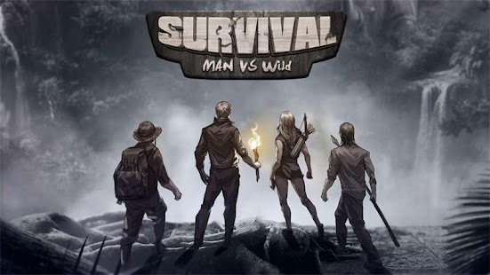 Survival: Man vs. Wild - Island Escape Screenshot