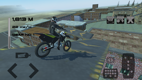 Fast Motorcycle Driver 3