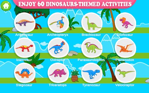 Dinosaur Puzzles for Kids  screenshots 10