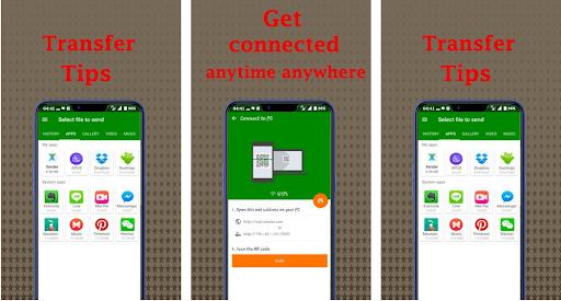 File Transfer & Sharing Tips 1.1 Screenshots 2