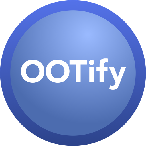 OOTify Mental Health and Wellness icon