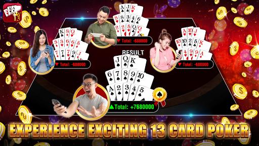 Lucky 13: 13 Poker Puzzle  screenshots 1